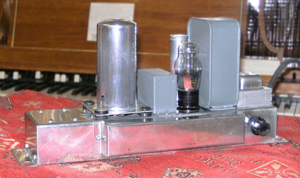Hammond Model AB Preamp c. 1937